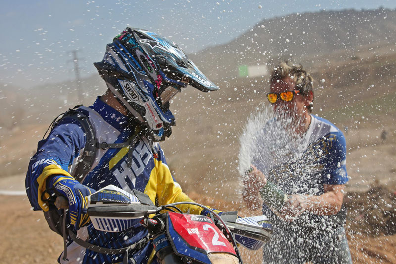 Jaume Betriu se proclama Campeón de España de Cross Country 2012
