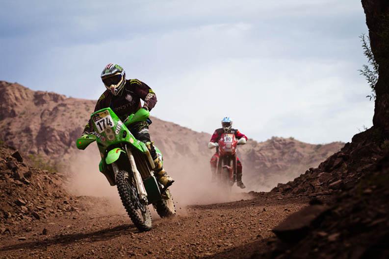 Paco Martínez cuenta su aventura en el Dakar (II)