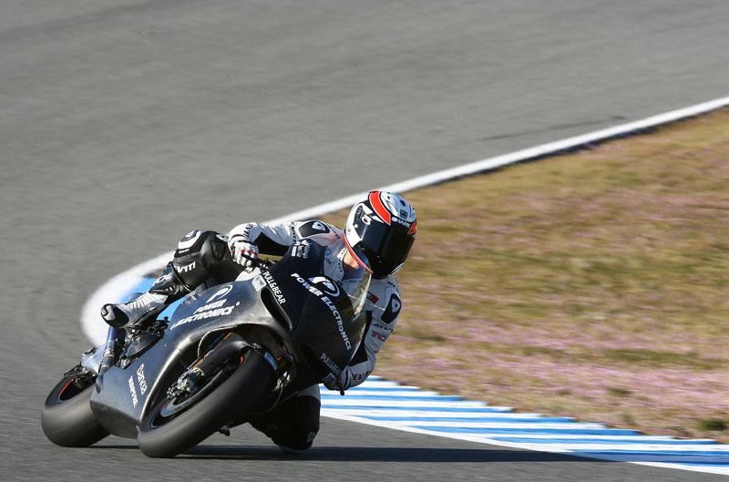 Randy de Puniet el más rápido en Jerez