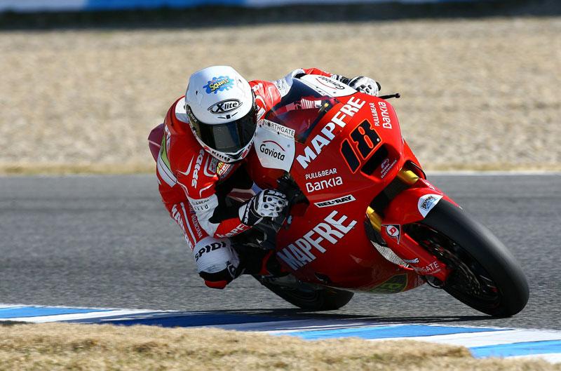 Los pilotos españoles de Moto2 y Moto3 satisfechos con los test de Jerez