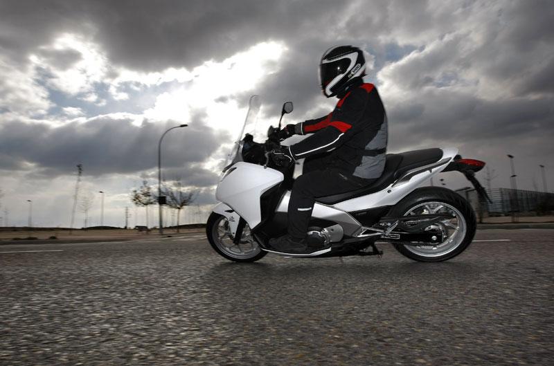 Honda Integra 2012. Prueba a fondo