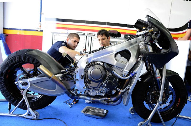 La tercera generación de MotoGP