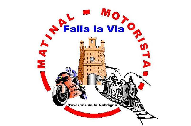 XVII Matinal Motorista Falla la Vía