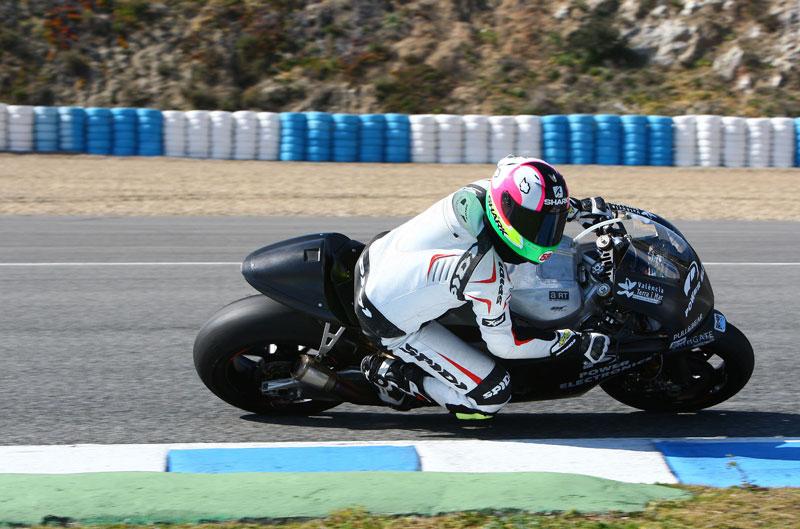 Las CRT y Ducati concluyen las pruebas en Jerez