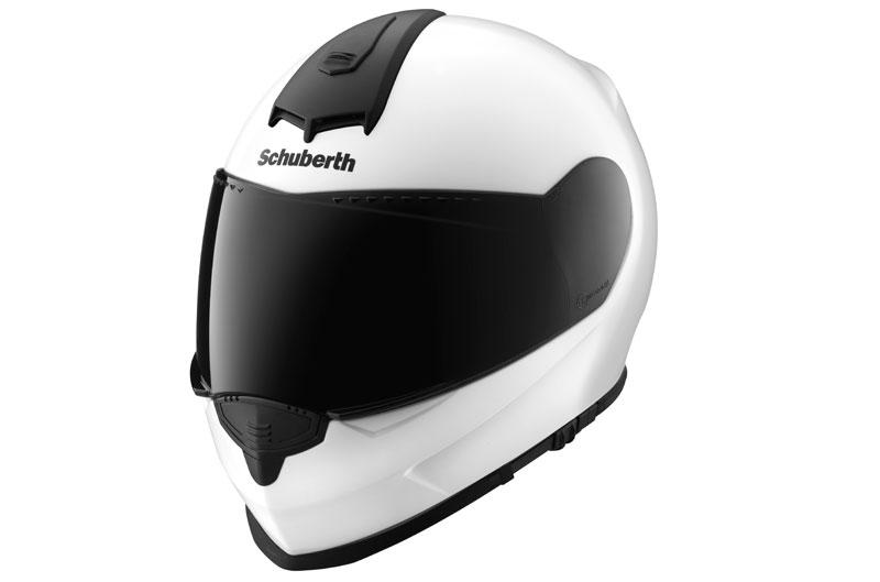 Nuevo casco Schuberth S2