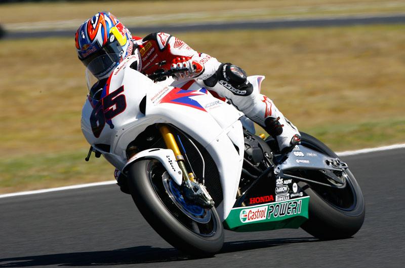 Jonathan Rea y Honda se anticipan a las Ducati
