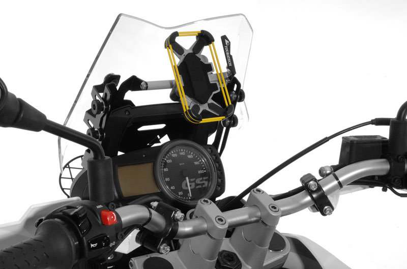 Soporte Touratech iBracket para iPhone