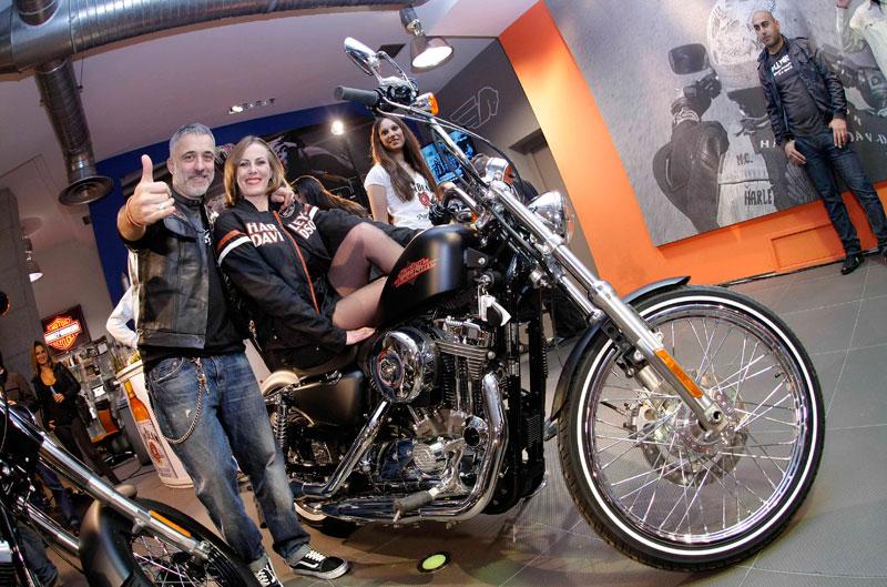 Harley Premiere Night