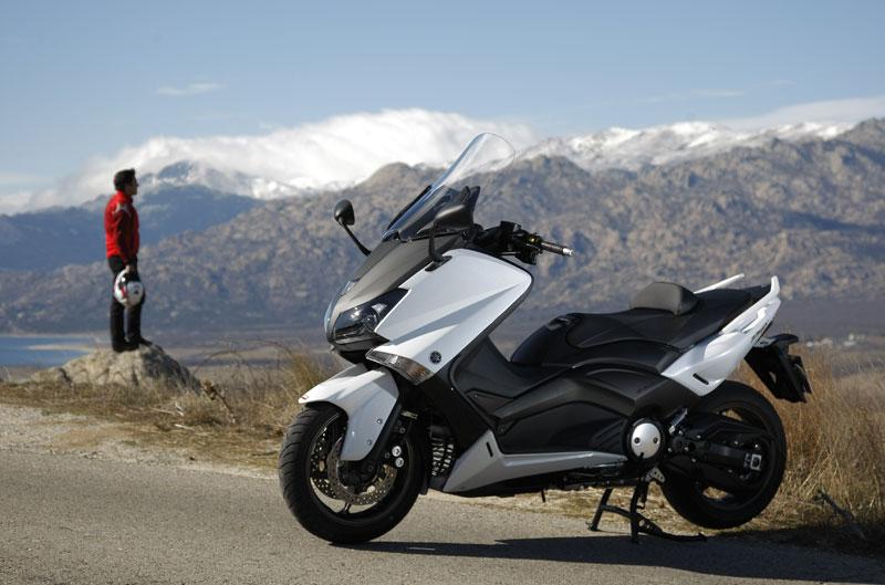 Yamaha T-Max 2012. Prueba a fondo