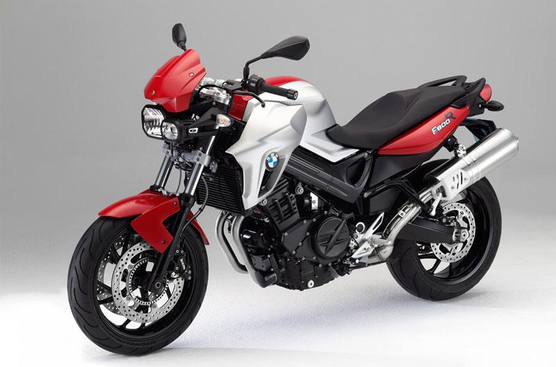 Promoción BMW para las F 800 R y GS