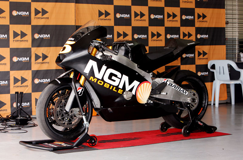 Las CRT de MotoGP 2012