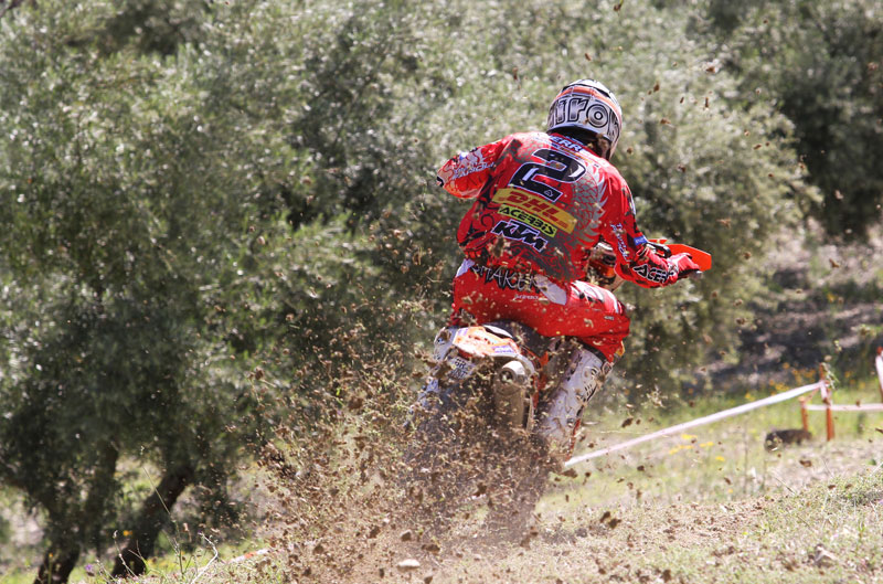 Comienza el Campeonato de España de Enduro 2012