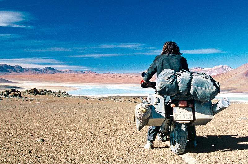 La encuesta de la semana: Viajar en moto