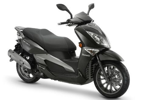 Benelli ZenZero 350