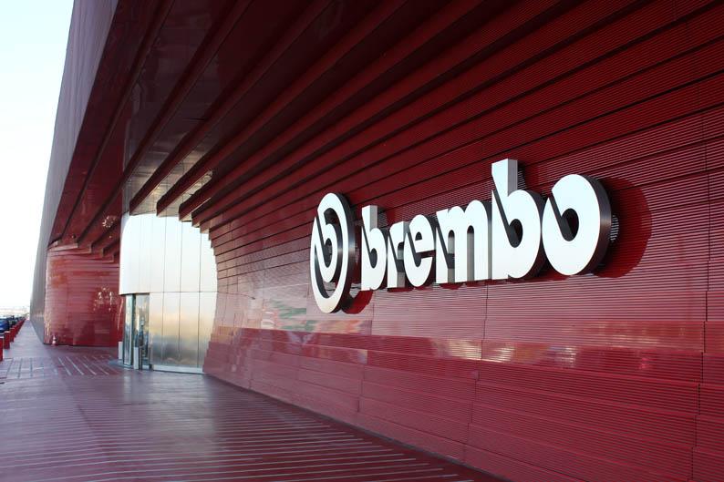Visita a la fábrica de Brembo
