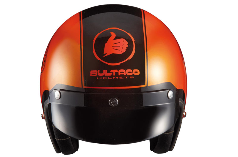 Colección de cascos Bultaco Heritage