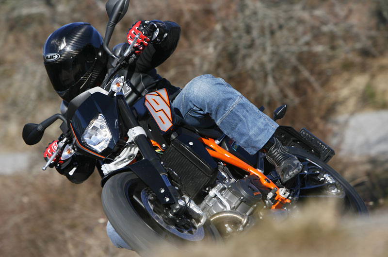 KTM 690 Duke 2012. Prueba a fondo