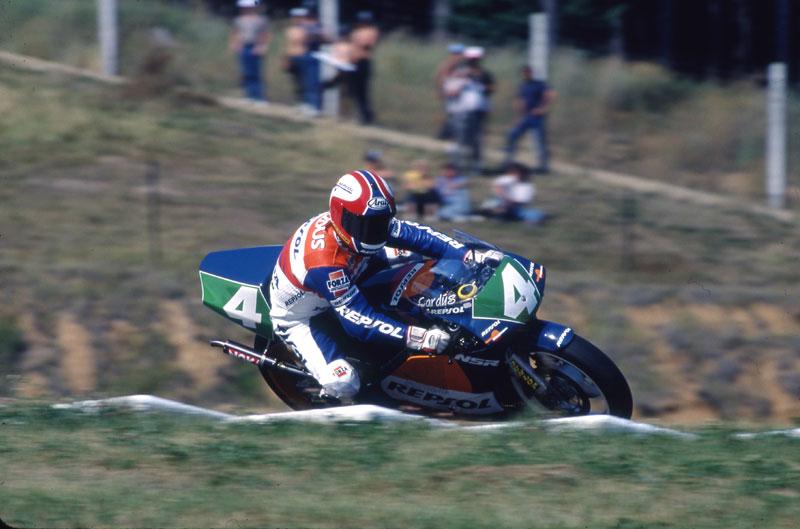 Mi mejor carrera. Carlos Cardús. Brno 1990