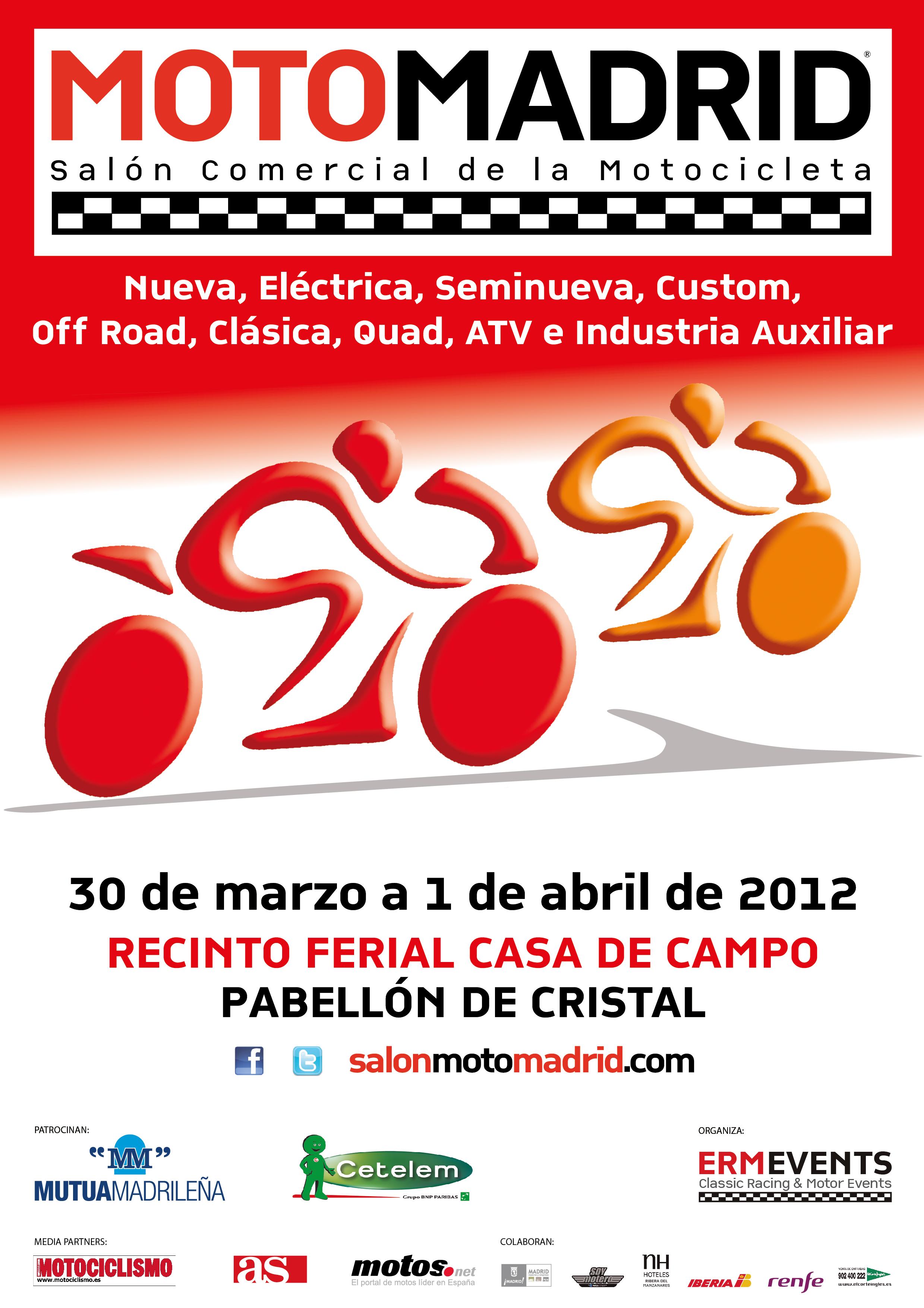 El Salón de la Moto de Madrid ultima los preparativos