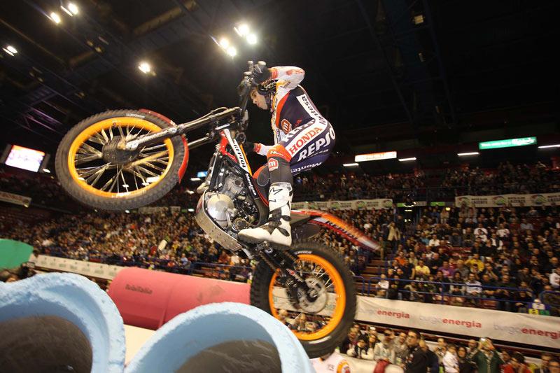 Toni Bou logra su sexto titulo de Campeón del Mundo en el Indoor de Milán