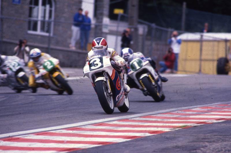 Mi mejor carrera. Sito Pons. Bélgica 1988