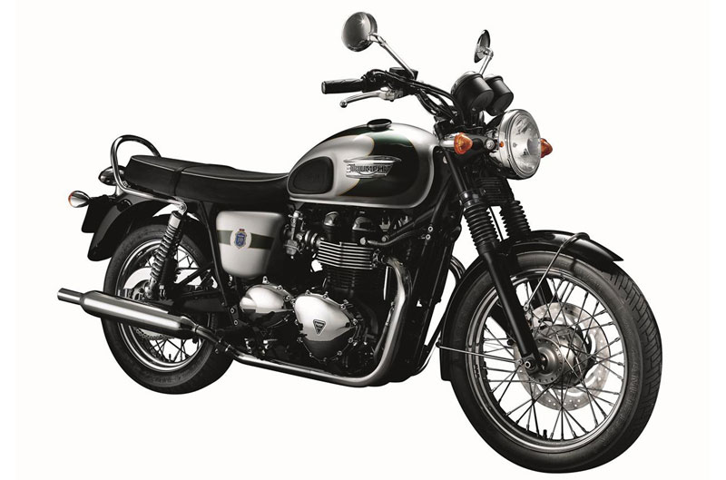 Triumph Bonneville T 100, ES 110 aniversario