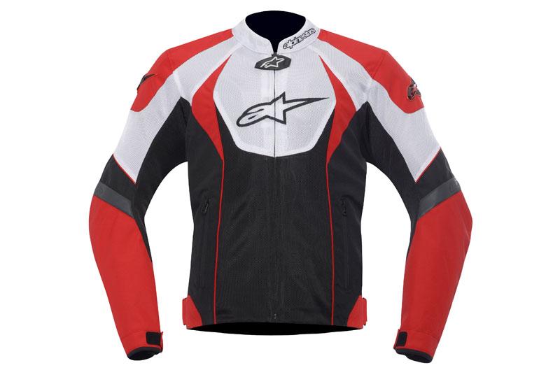 Colección de moto técnica de primavera Alpinestars 2012