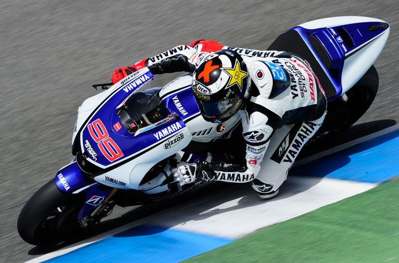 IRTA en Jerez y Yamaha YZF-R1 a fondo