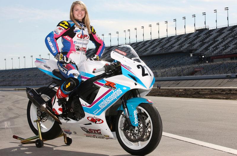 Encuesta de la semana: ¿Elena Myers merece una oportunidad en el GP de Indianápolis?