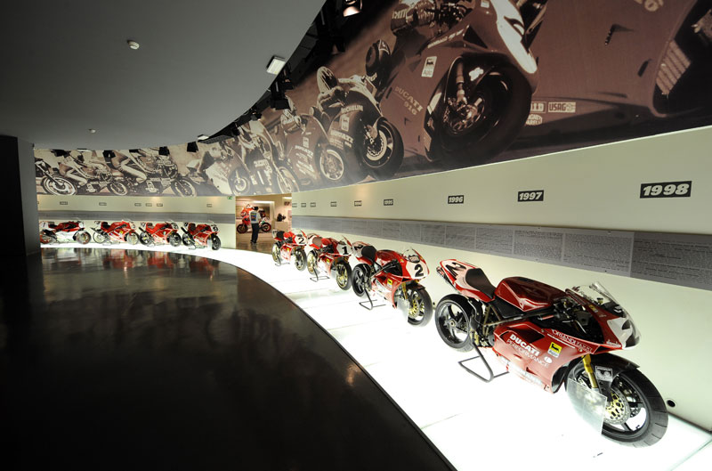 Ducati Dream Tours