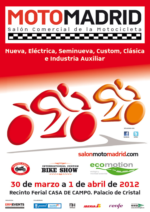 Actividades de Motociclismo en el Salón de la Moto de Madrid