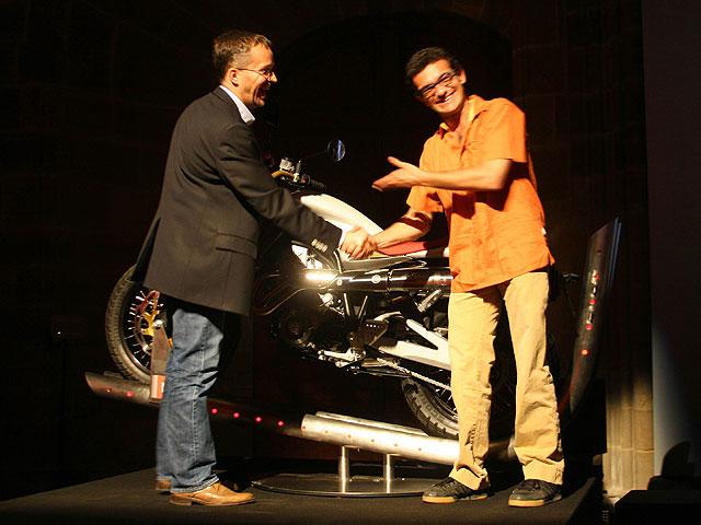 II Premios César Agüí de La Moto