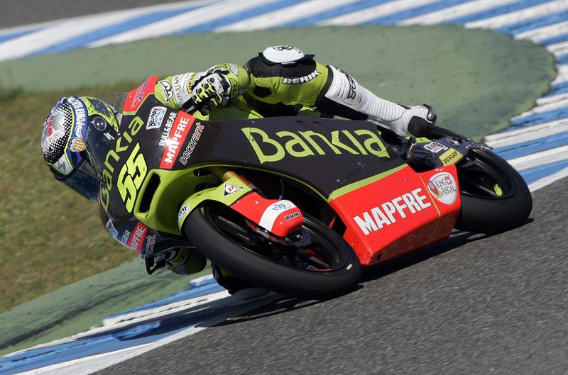 Héctor Faubel: Nos hemos quedado en Moto3 para luchar por el título