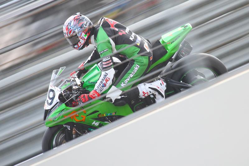 Vuelve la velocidad, arranca el CEV 2012
