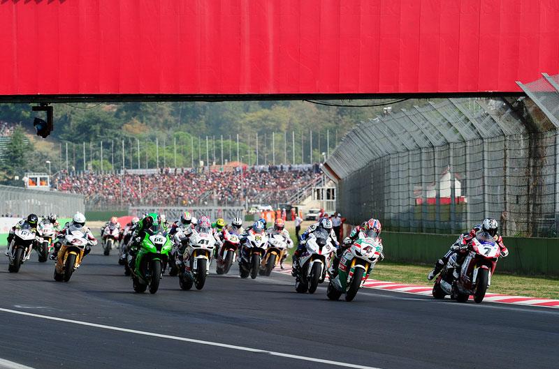 El Mundial de Superbike aterriza en Europa. Imola (2ª)