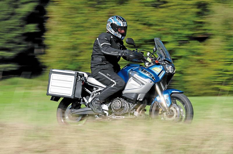 Yamaha XT 1200 Z. Prueba 50.000 km