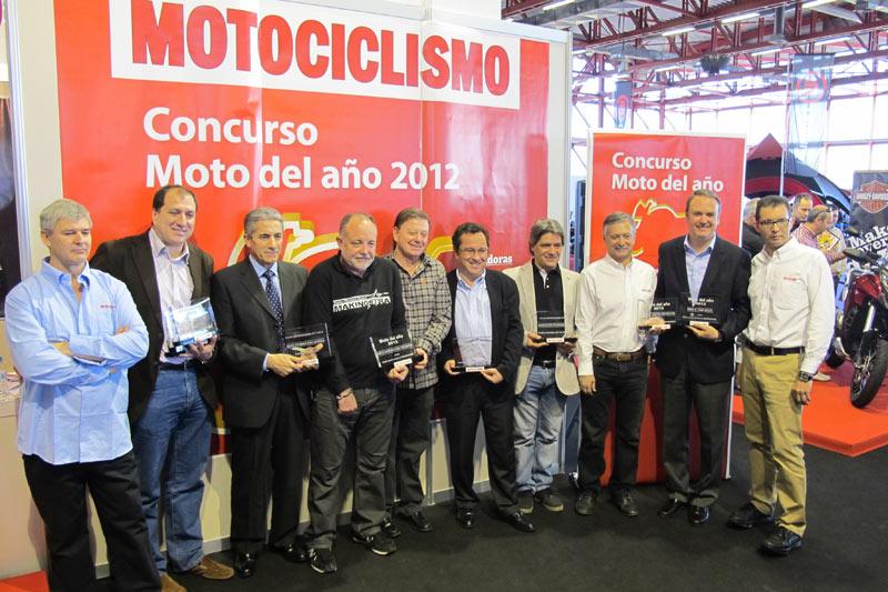 Las motos del año de Motociclismo