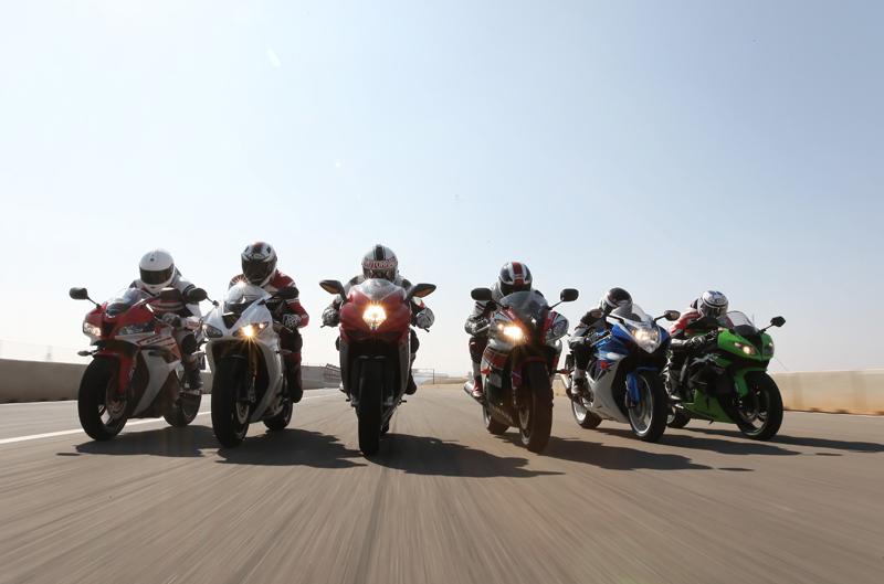 Comparativa Supersport y Guía Mundial MotoGP 2012