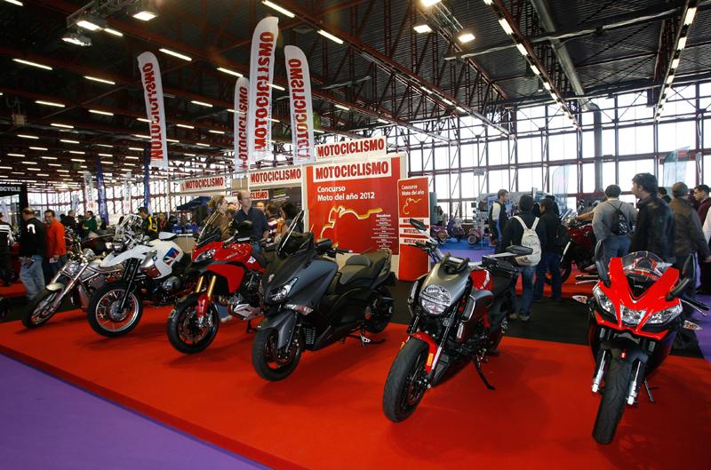 Éxito del Salón de la Moto de Madrid