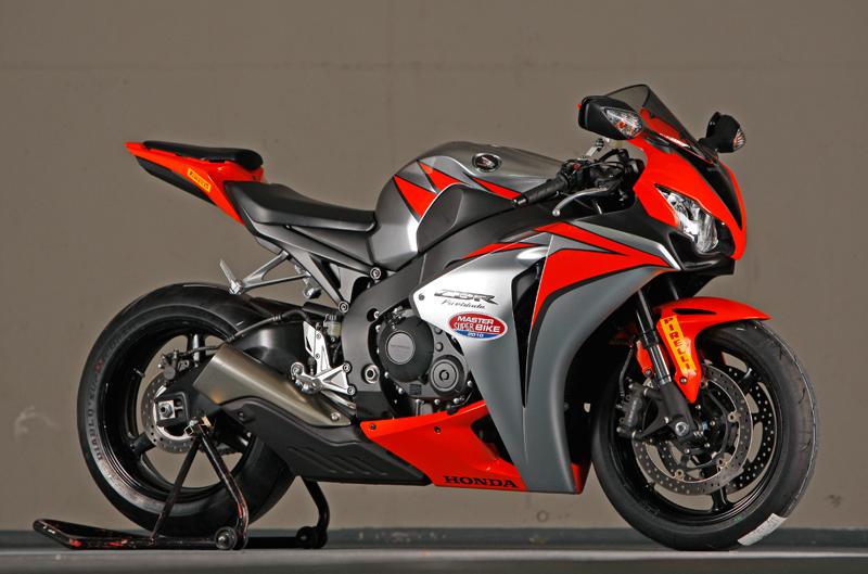 Honda CBR1000RR Fireblade. Segunda mano