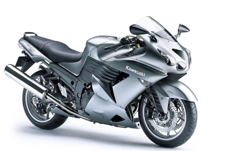 Kawasaki ZZR1400. Segunda mano