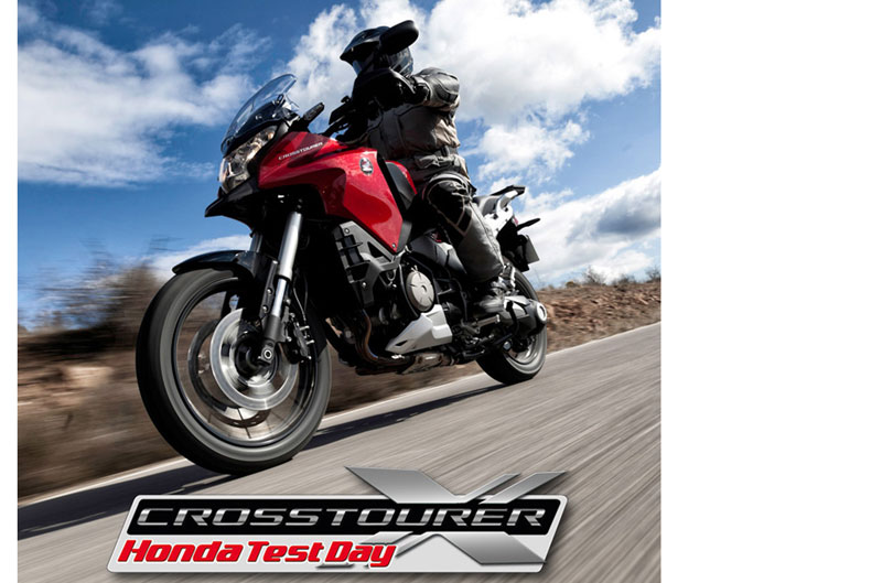 Llegan los Crosstourer Test Day de Honda