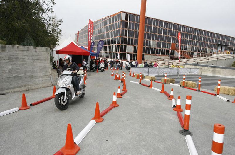 Seguridad Vial en la Jerez Motor Week