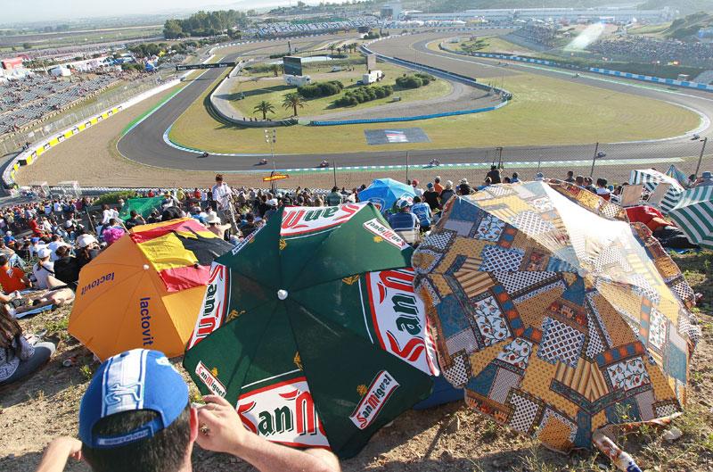 Diviértete en el GP de España en Jerez