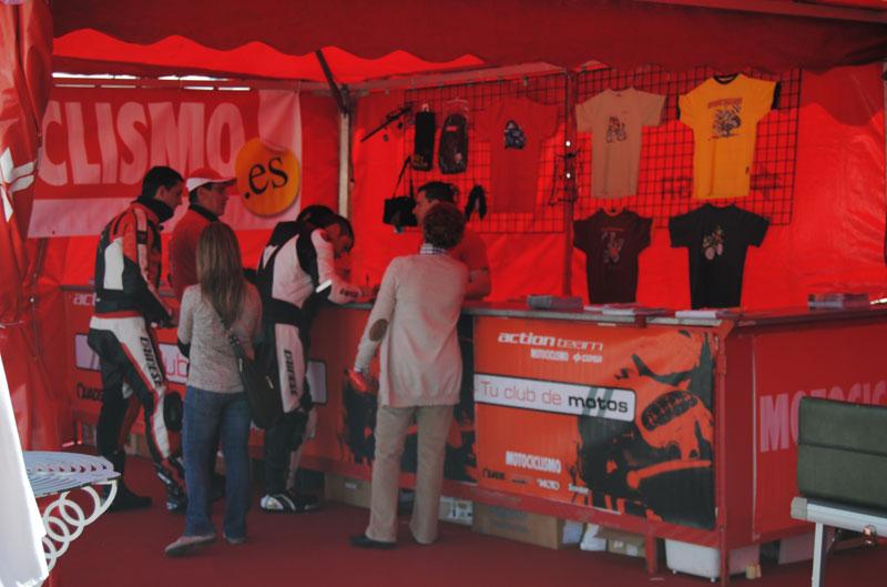 Los Oasis MOTOCICLISMO Cepsa 2012 te esperan
