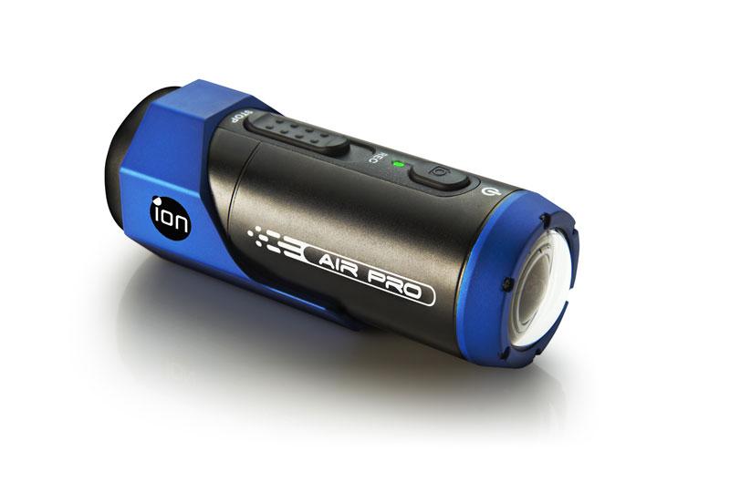 Nueva cámara de video deportiva ION AIR PRO