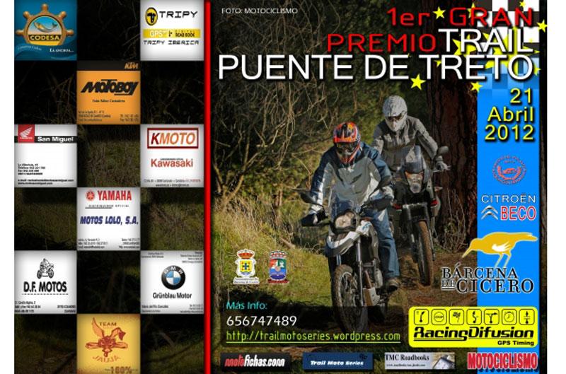 Las Trail Moto Series llegan a Treto, Cantabria
