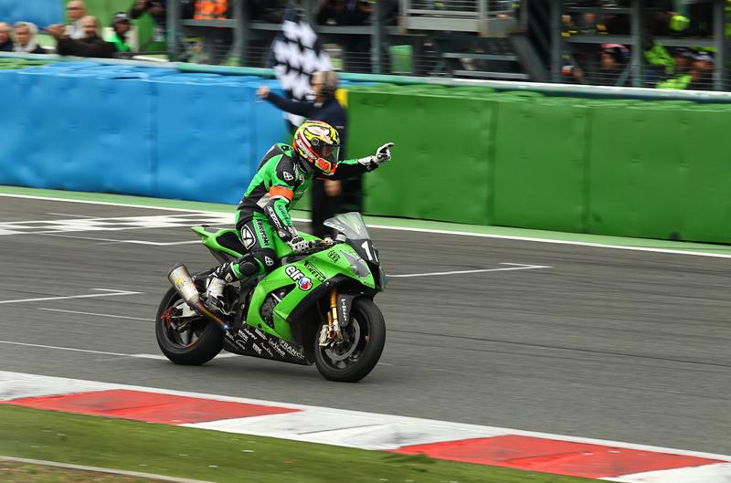 El SRC Kawasaki gana el Bol d´Or