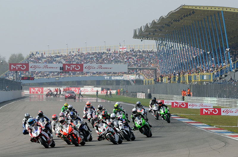 El Mundial de Superbike cumple 300 carreras en Assen