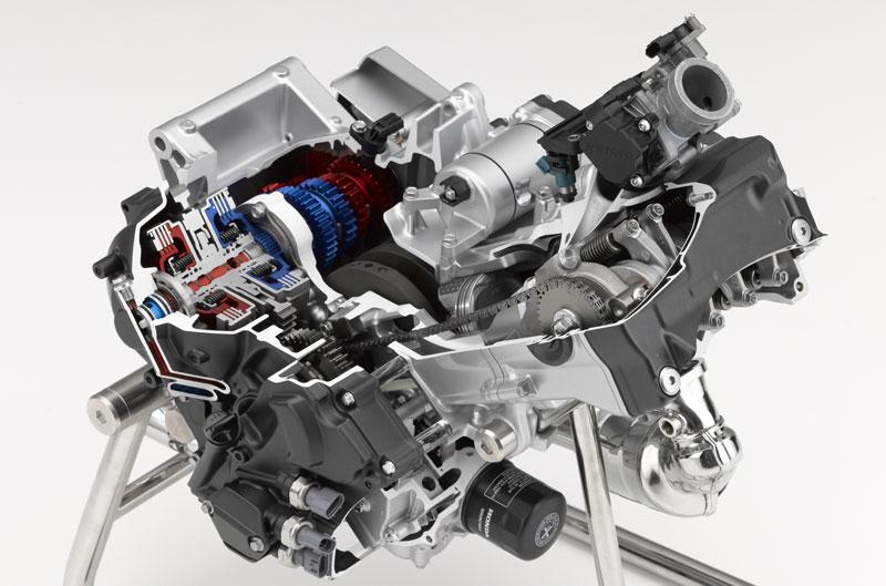 Motores: más eficiencia y menos consumo